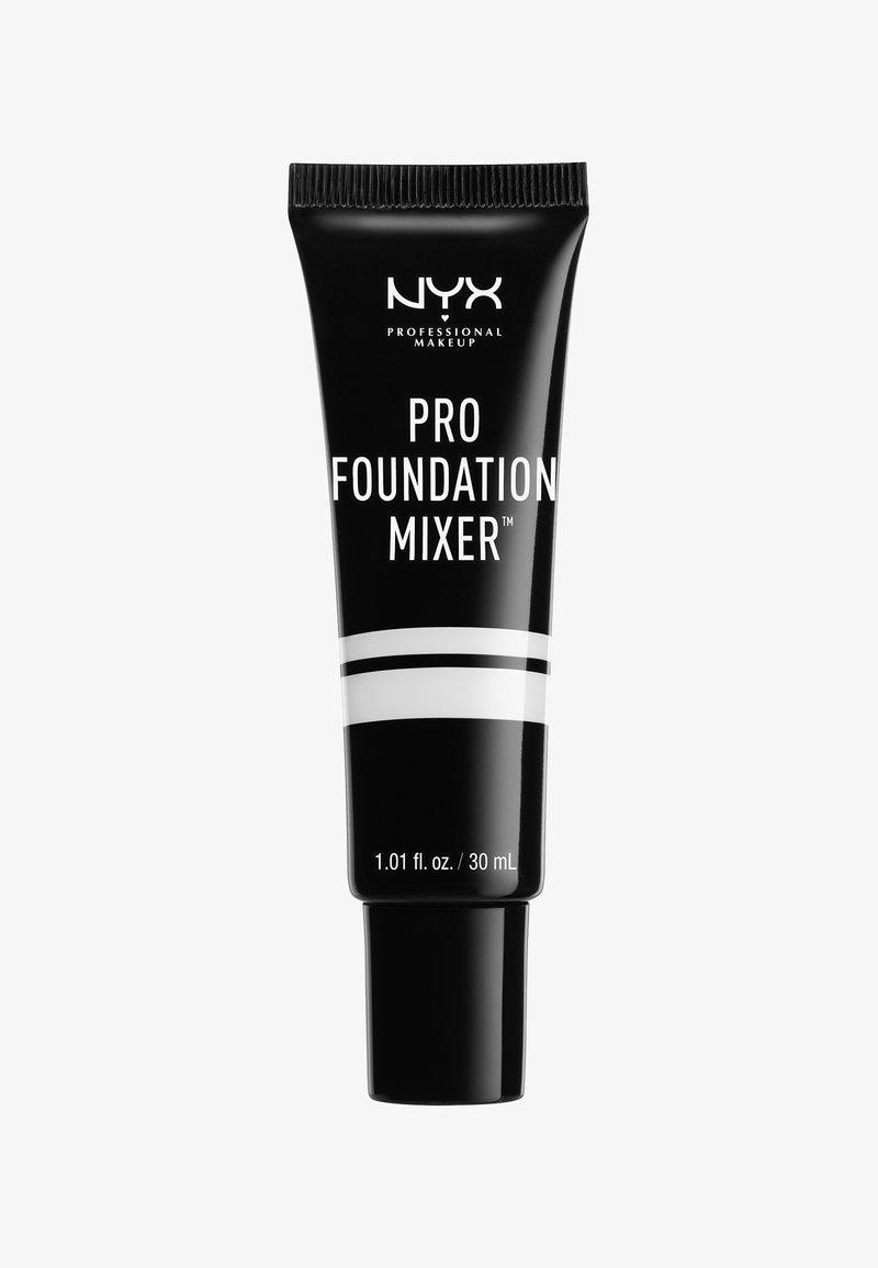 Nyx Professional Makeup - PRO FOUNDATION MIXERS - Podkład - 3 white