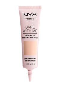 Nyx Professional Makeup - BARE WITH ME SKIN VEIL - Fond de teint - 1 pale light - 1