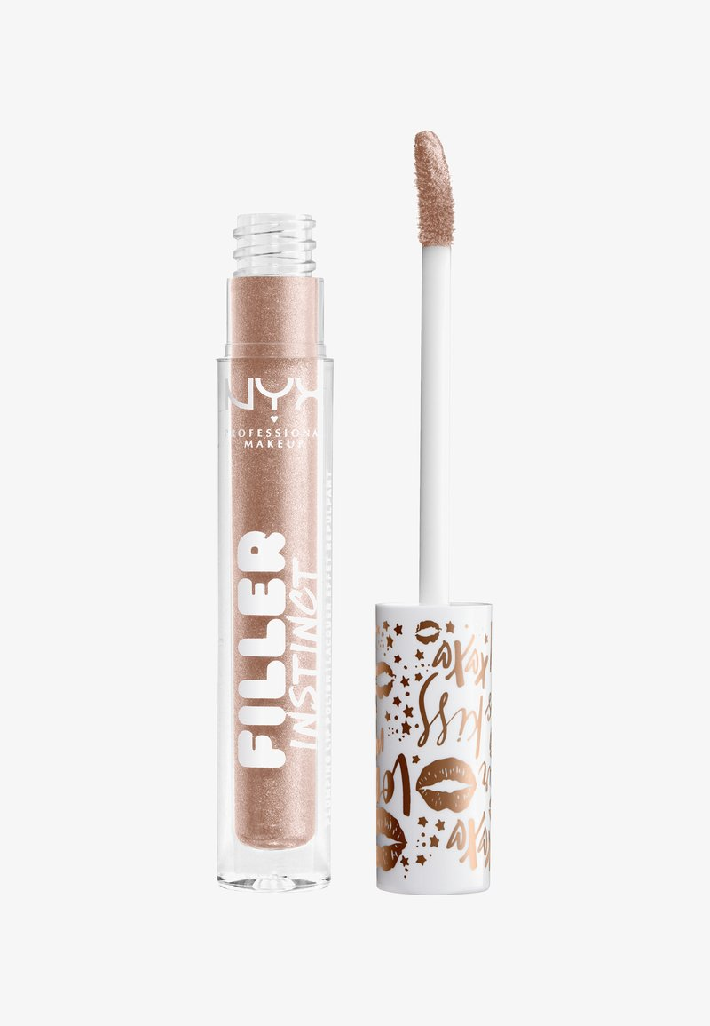 Nyx Professional Makeup - FILLER INSTINCT PLUMPING LIP POLISH - Lipgloss - 2 brunch drunk