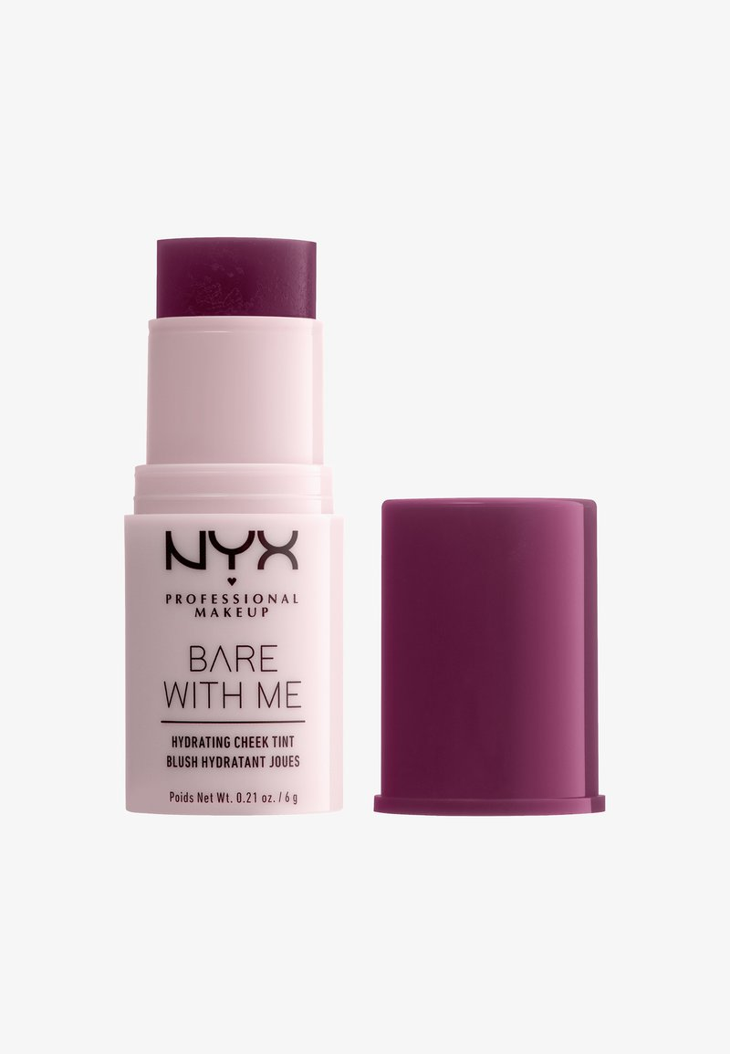 Nyx Professional Makeup - BARE WITH ME CHEEK TINT - Blush - do me right