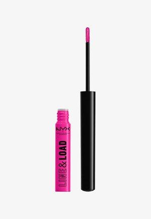LINE & LOAD LIPPIE - Lip plumper - 5 girl, please