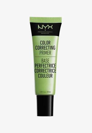 COLOR CORRECTING LIQUID PRIMER - Primer - 2 green
