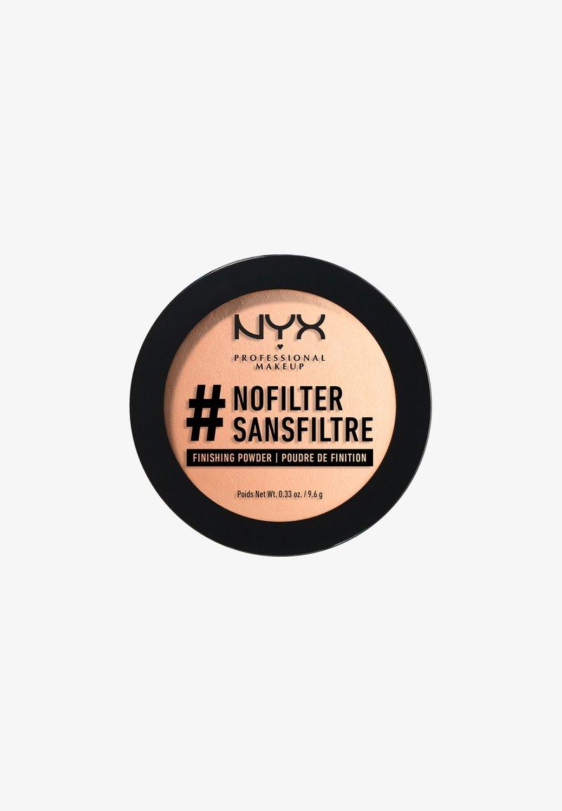 Nyx Professional Makeup - NOFILTER FINISHING POWDER - Poeder - 2 porcelain