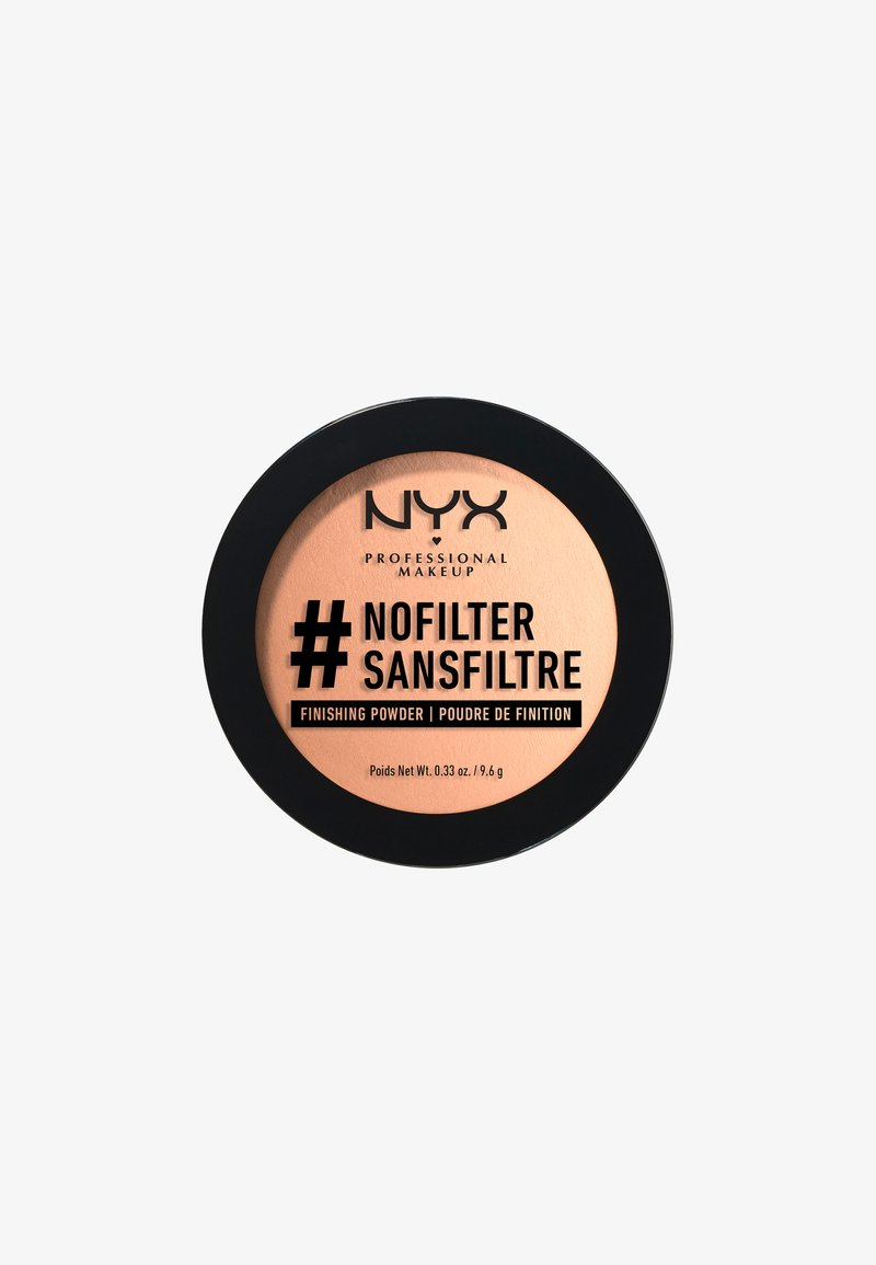Nyx Professional Makeup - NOFILTER FINISHING POWDER - Poudre - 5 light beige