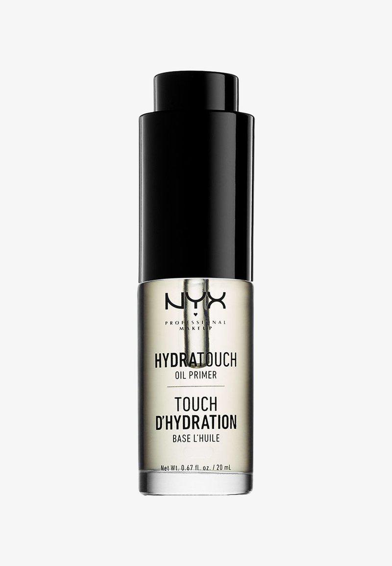 Nyx Professional Makeup - HYDRA TOUCH OIL PRIMER - Primer - primer