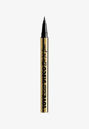 LOVE LUST DISCO EPIC INK LINER - Eyeliner - black