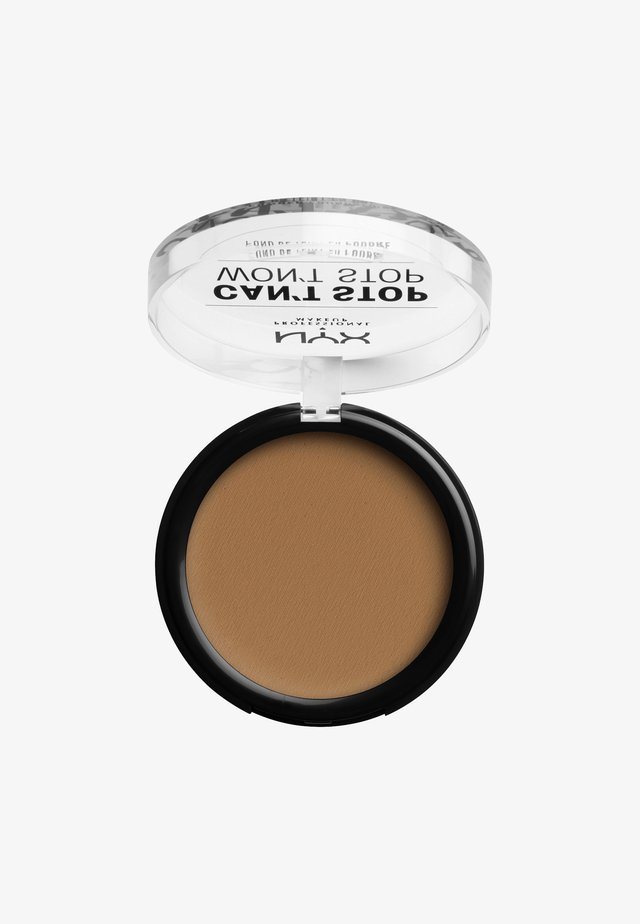 CAN'T STOP WON'T STOP POWDER FOUNDATION - Puder - CSWSPF15PT9 warm honey