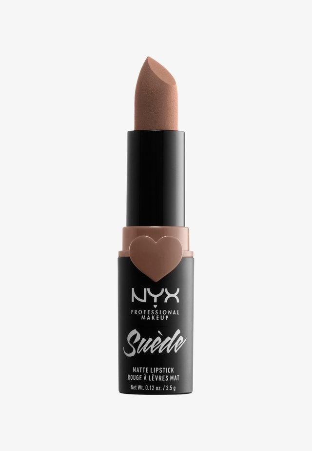 SUEDE MATTE LIPSTICK - Pomadka do ust - 35 downtown