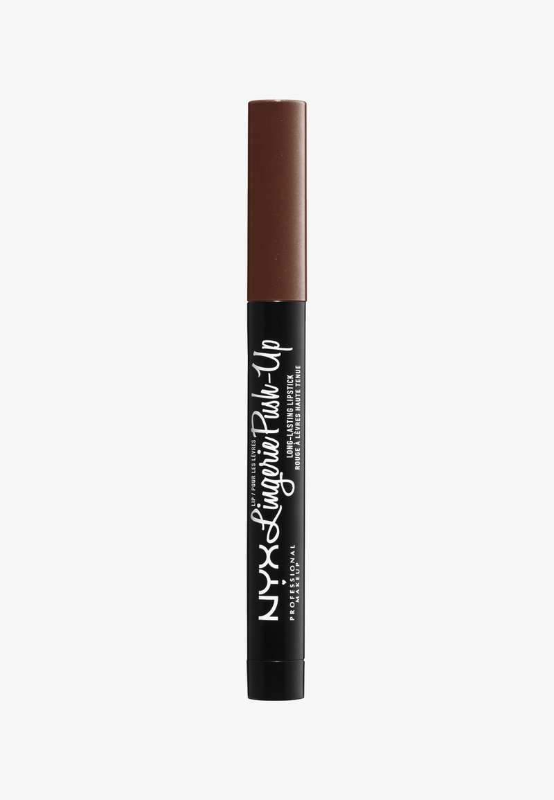 Nyx Professional Makeup - LIP LINGERIE PUSH-UP LONG-LASTING LIPSTICK - Lipstick - 23 after hours