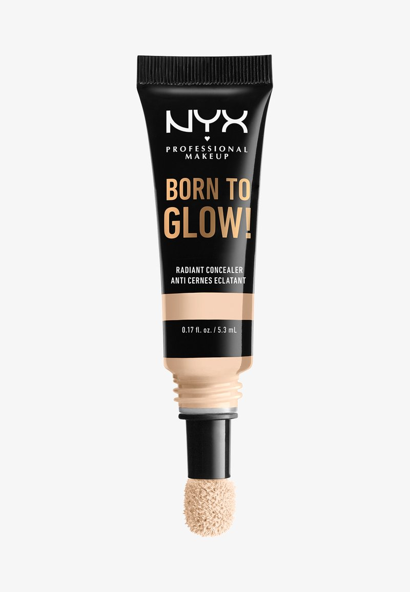 Nyx Professional Makeup - BORN TO GLOW RADIANT CONCEALER - Concealer - 1.5 fair