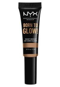 Nyx Professional Makeup - BORN TO GLOW RADIANT CONCEALER - Correcteur - 15 caramel - 1