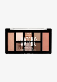 Nyx Professional Makeup - MATCHY-MATCHY MONOCHROMATIC PALETTE - Eyeshadow palette - taupe - 0