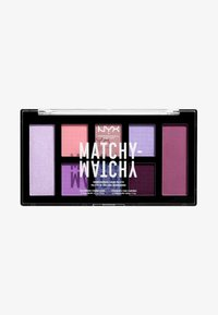 Nyx Professional Makeup - MATCHY-MATCHY MONOCHROMATIC PALETTE - Paleta cieni - lilac - 0