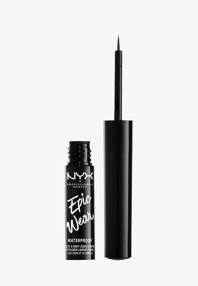 EPIC WEAR LIQUID LINER - Eyeliner - fox