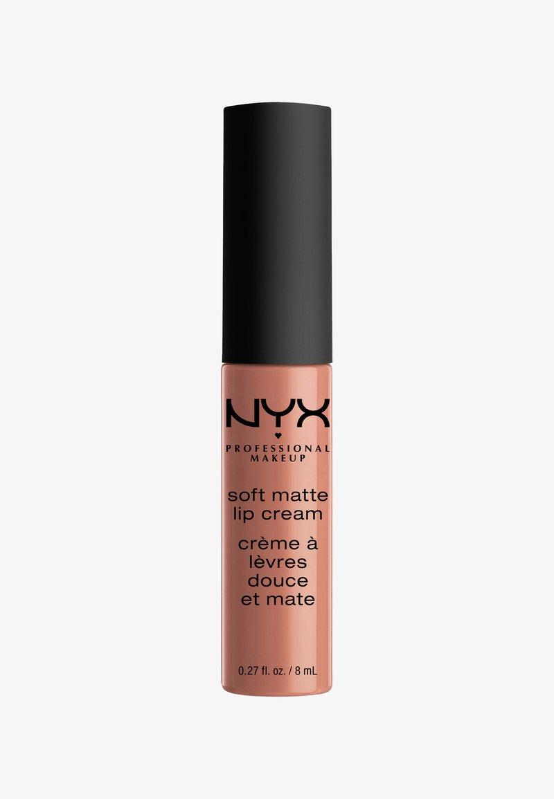 Nyx Professional Makeup - SOFT MATTE LIP CREAM - Liquid lipstick - 9 abu dhabi