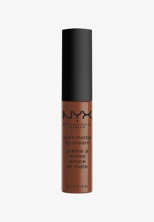 SOFT MATTE LIP CREAM - Vloeibare lippenstift - 34 dubai