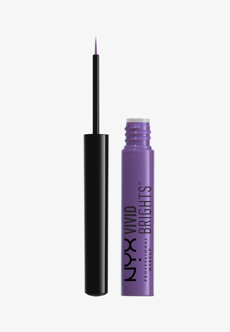 Nyx Professional Makeup - VIVID BRIGHTS EYELINER - Eyeliner - 9 bloss