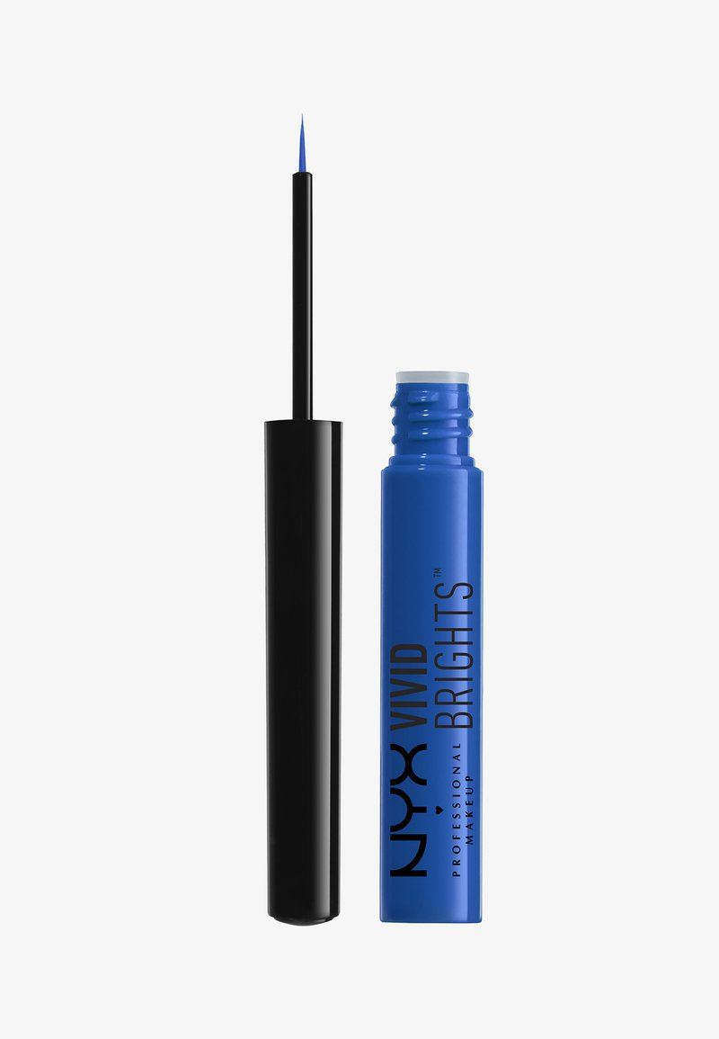Nyx Professional Makeup - VIVID BRIGHTS EYELINER - Eyeliner - 5 sapphire
