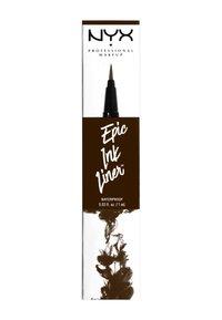 Nyx Professional Makeup - EPIC INK LINER - Eyeliner - 2 brown - 2