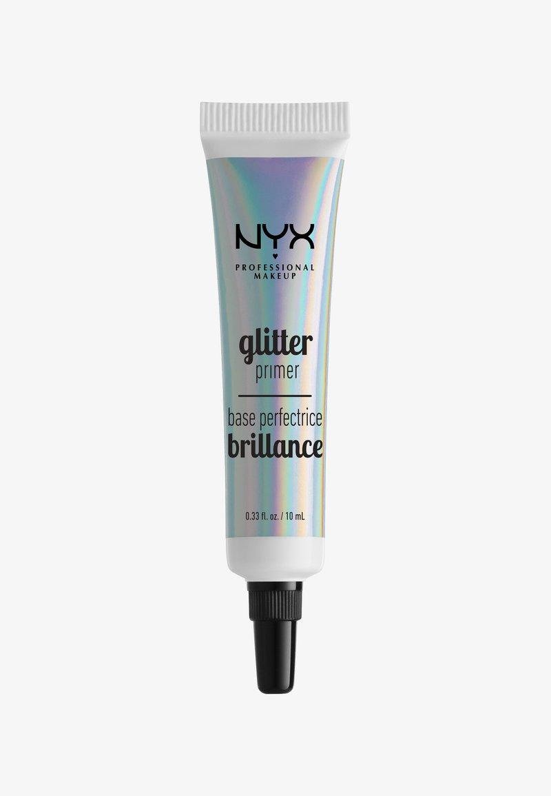 Nyx Professional Makeup - GLITTER PRIMER - Lidschattenbase - -