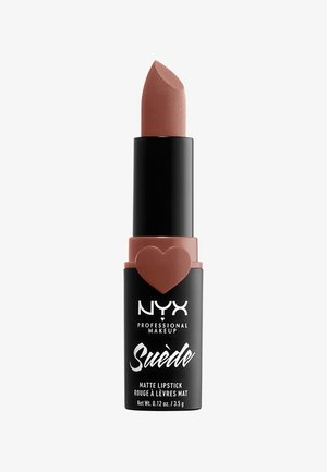 SUEDE MATTE LIPSTICK - Lippenstift - 3 rosé the day