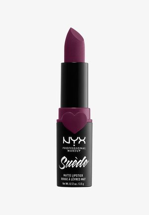 SUEDE MATTE LIPSTICK - Lipstick - 10 girl by bye