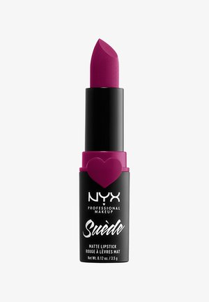 SUEDE MATTE LIPSTICK - Pomadka do ust - 11 sweet tooth