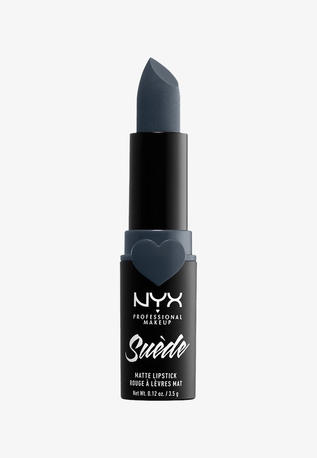 SUEDE MATTE LIPSTICK - Pomadka do ust - 21 smudge me