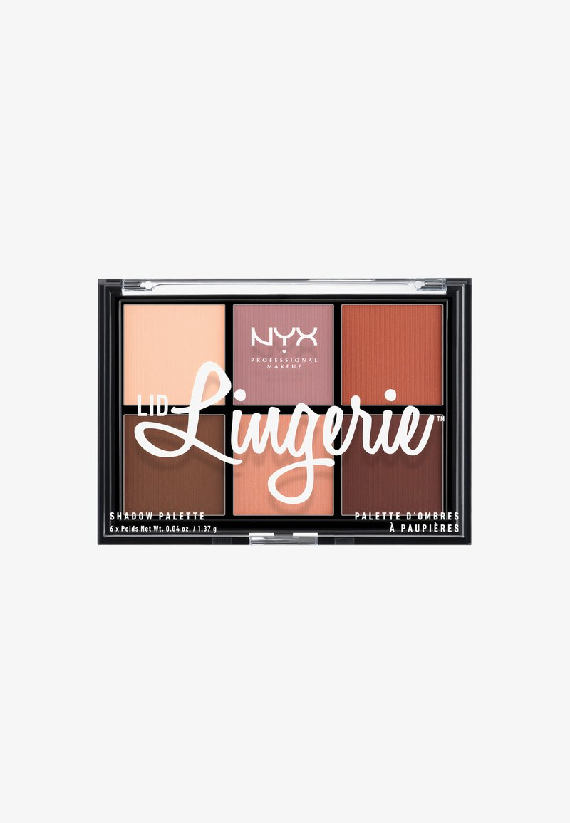 Nyx Professional Makeup - LINGERIE SHADOW PALETTE - Eyeshadow palette - multicolored