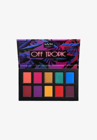 Nyx Professional Makeup - OFF TROPIC SHADOW PALETTE - Eyeshadow palette - 1 hasta la vista - 0