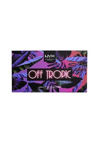 Nyx Professional Makeup - OFF TROPIC SHADOW PALETTE - Eyeshadow palette - 1 hasta la vista - 1