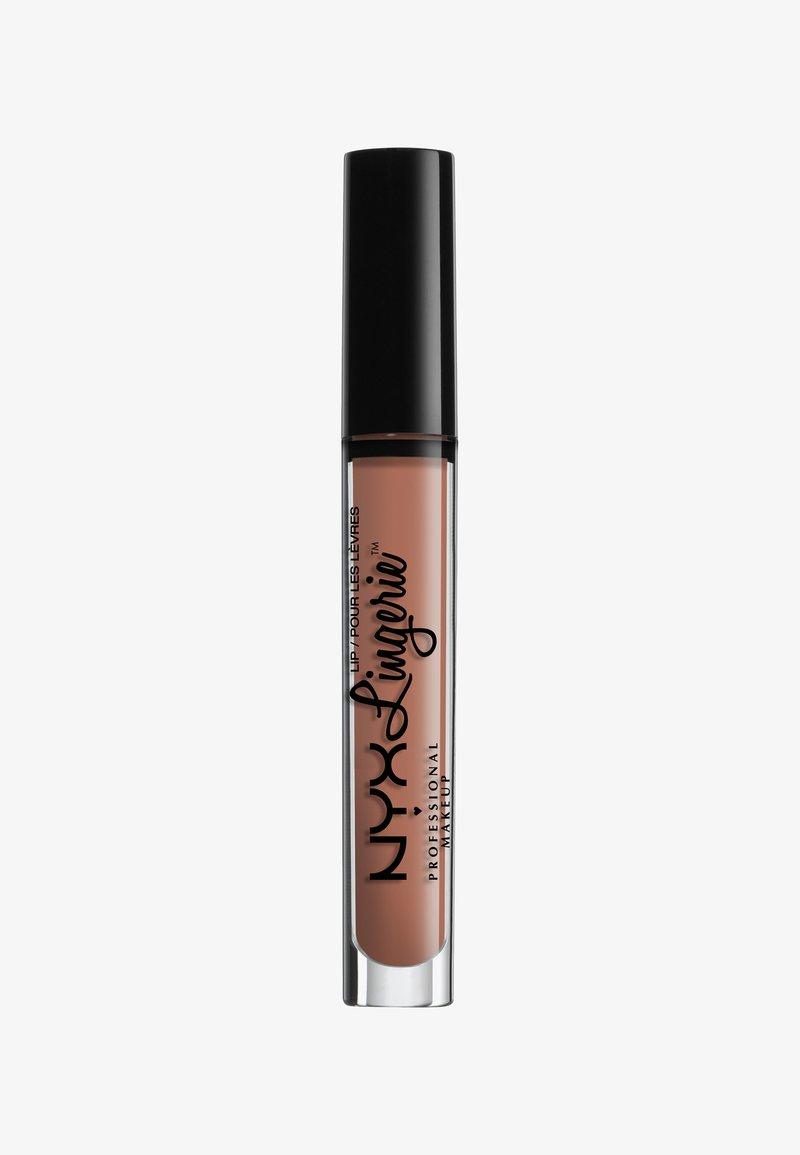 Nyx Professional Makeup - LINGERIE LIQUID LIPSTICK - Vloeibare lippenstift - 3 lace detail