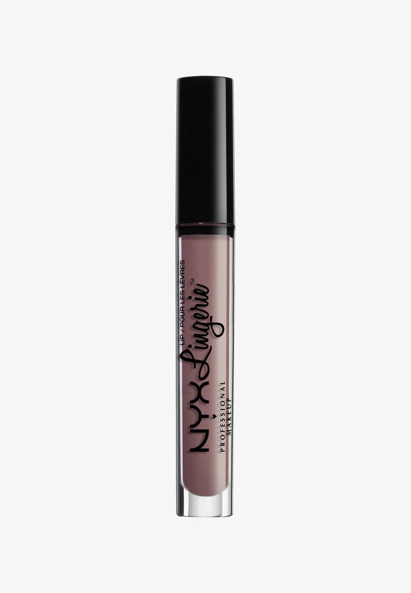 Nyx Professional Makeup - LINGERIE LIQUID LIPSTICK - Liquid lipstick - 20 french maid