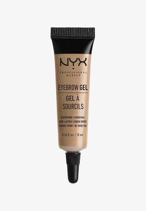 EYEBROW GEL - Eyebrow gel - 1 blonde