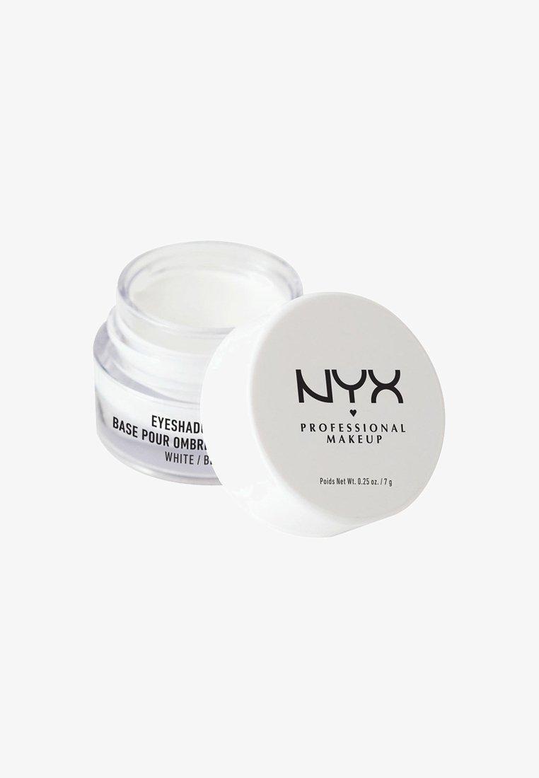 Nyx Professional Makeup - EYE SHADOW BASE - Eye primer - 1 white
