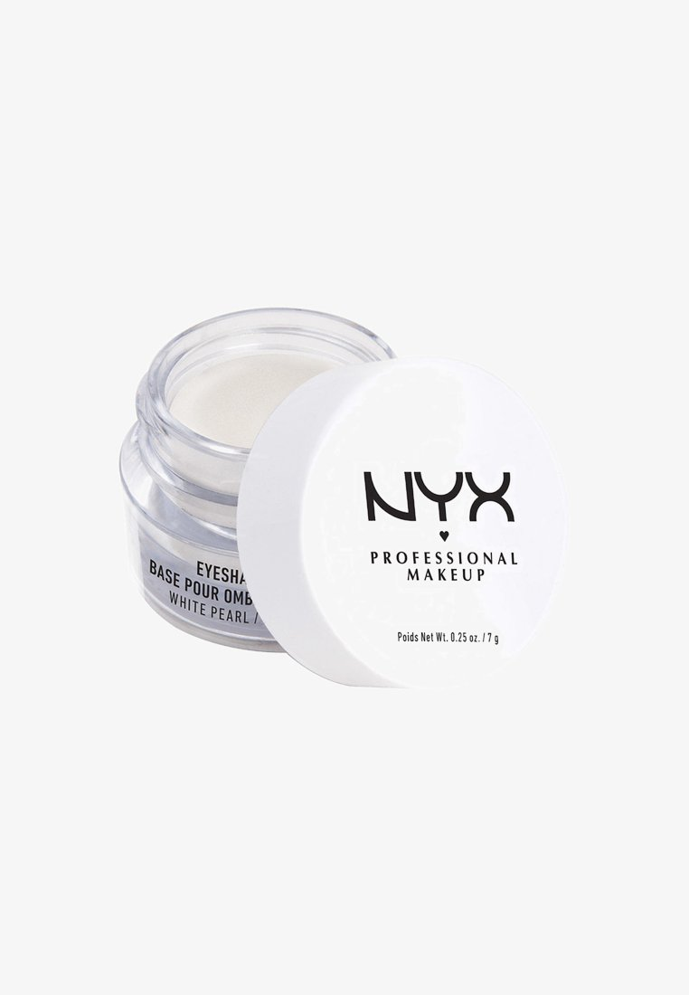 Nyx Professional Makeup - EYE SHADOW BASE - Ögonskuggeprimer - 2 white pearl