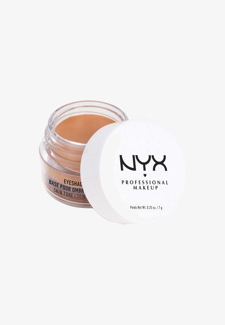 Nyx Professional Makeup - EYE SHADOW BASE - Baza pod cienie - 3 skin tone
