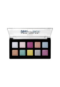 Nyx Professional Makeup - LOVE YOU SO MOCHI EYESHADOW PALETTE - Eyeshadow palette - 1 electric pastels - 1
