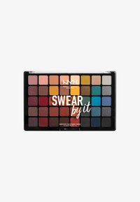 Nyx Professional Makeup - SWEAR BY IT SHADOW PALETTE - Palette fard à paupière - - - 0