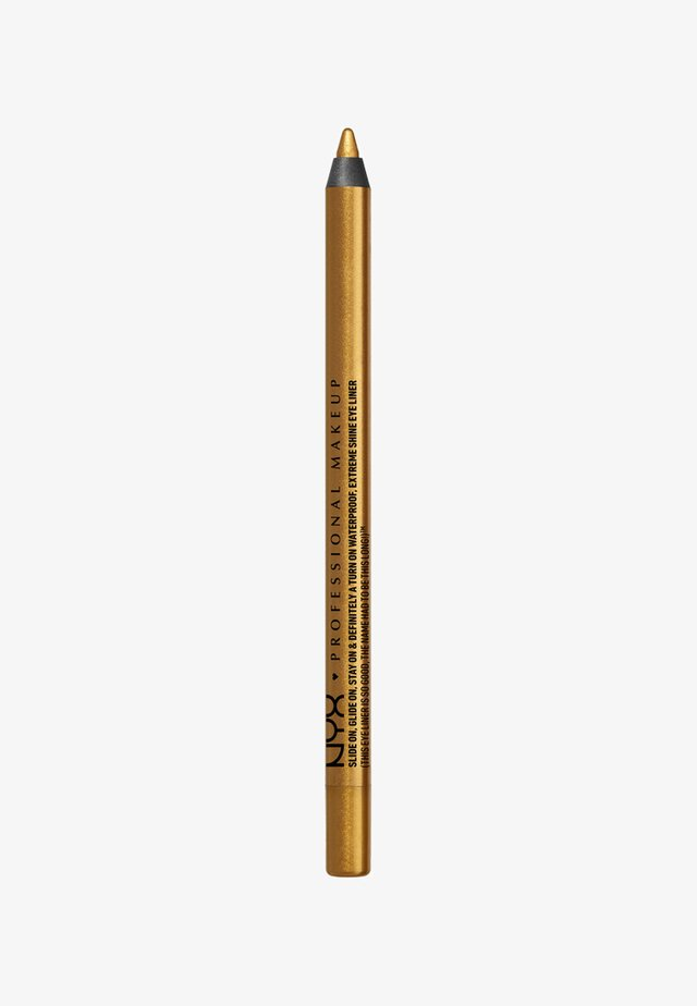 EYELINER SLIDE ON PENCIL - Eyeliner - 18 gold