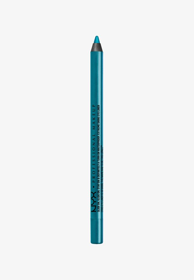 EYELINER SLIDE ON PENCIL - Eyeliner - 12 azure