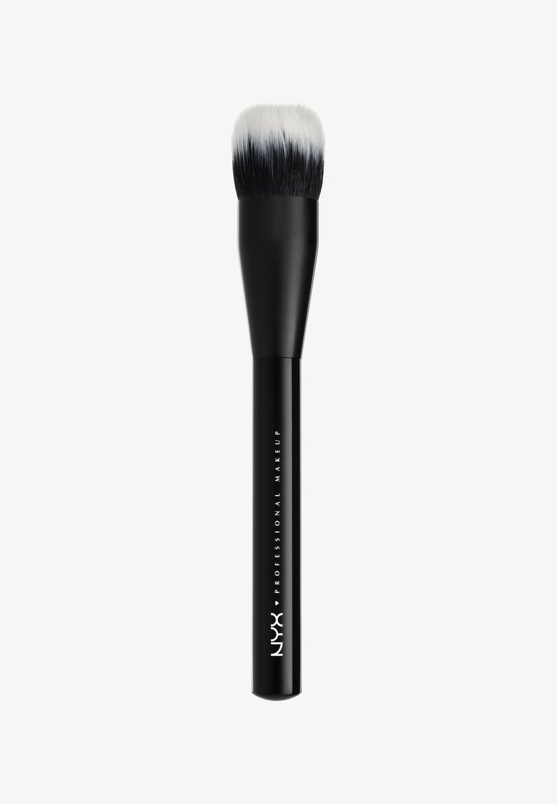 Nyx Professional Makeup - PRO BRUSH - Pennelli trucco - 4 dual fiber foundation