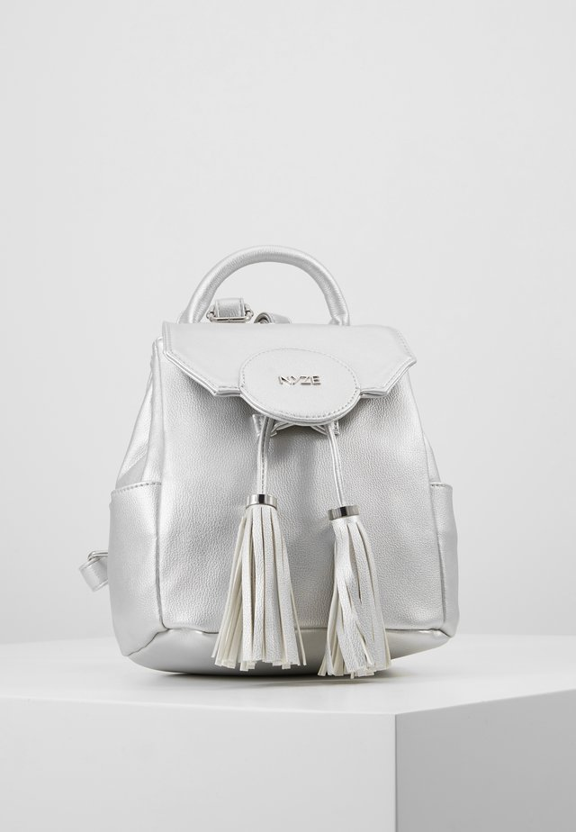 BACKPACK MINI BY THEBEAUTY2GO - Tagesrucksack - silver