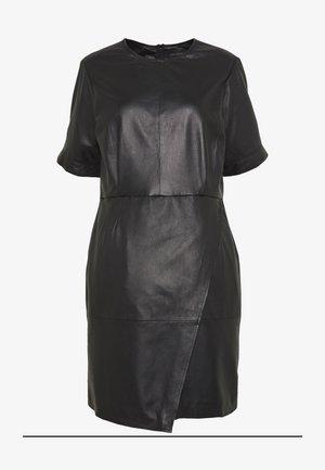 LEANDRA - Robe d'été - black