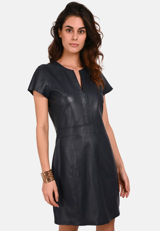 LALI - Korte jurk - navy blue
