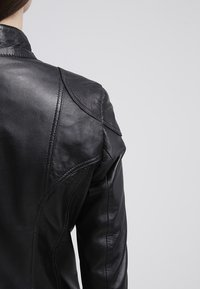 Oakwood - Leather jacket - black - 5