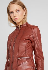 Oakwood - EACH - Leather jacket - wild - 3
