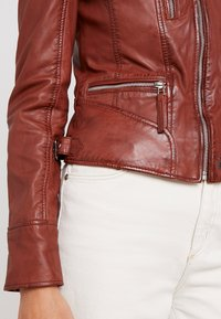 Oakwood - EACH - Leather jacket - wild - 5
