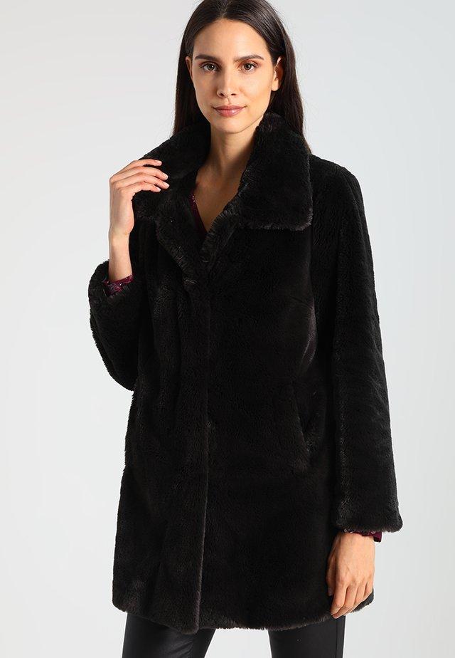 LUNA - Zimní kabát - dark grey