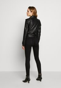 Oakwood - Leather jacket - black - 2